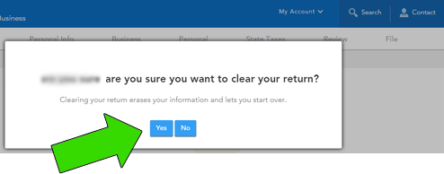 How To Downgrade Start Over In Turbotax 2020